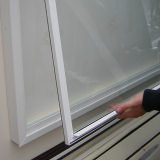 Lift out secondary glazing