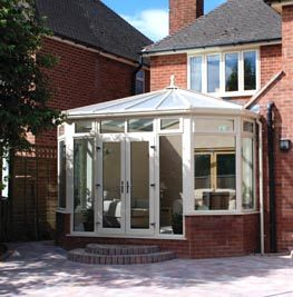 The Victorian is one of the most popular conservatory styles