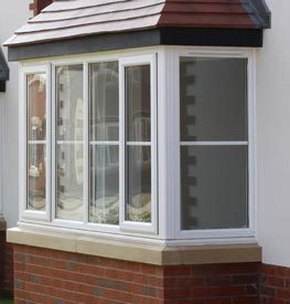 These innovative bay and bow windows offer a number of features and benefits